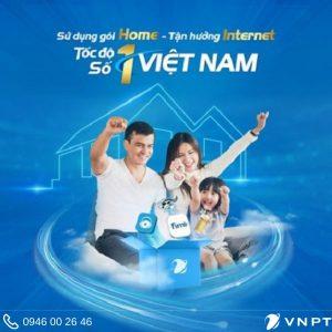 Gói cước Home Internet VNPT dành cho hộ gia đình giá chỉ từ 151K/tháng